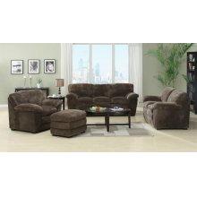 Emerald Home Devon Sofa-love-chair-ottoman Set Mocha U3203b-05-4pcset-k