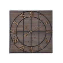 Eldridge Wall Clock