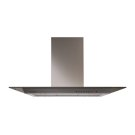 "45"" Cooktop Island Hood - Glass Product Image"