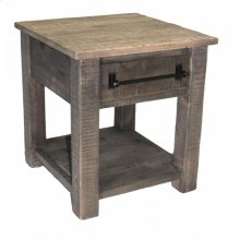 Side Table W/ 1-Drawer