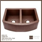 1615 Double Farmer Sink Product Image
