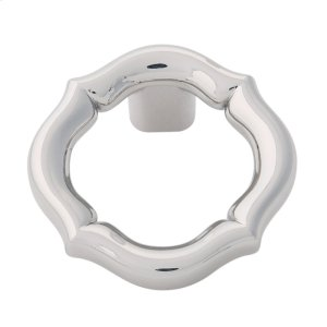 2 In. Trellis Pendant - Polished Nickel Product Image