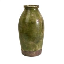 Vintage Tall Jar
