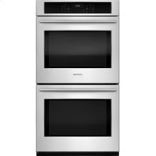"Monogram 27"" Electric Double Wall Oven"