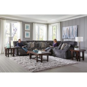 Power Lay Flat RSF Recliner