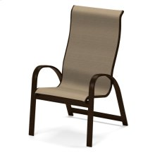 Primera Sling Supreme Stacking Arm Chair