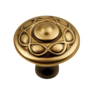 1-3/8 In. Tresse Knob - Winchester Brass Product Image