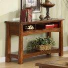 Craftsman Home - Console Table - Americana Oak Finish Product Image