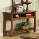 Craftsman Home - Console Table - Americana Oak Finish Product Image