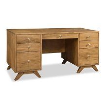 Tribeca Double Pedestal Executive Desk