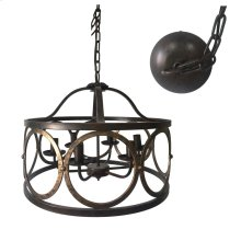 Regant 5 Light Chandelier