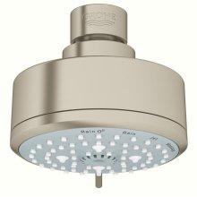 New Tempesta Cosmopolitan 100 Shower Head 4 Sprays