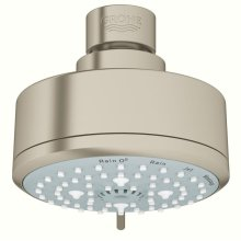 New Tempesta Cosmopolitan 100 Shower Head 4 Sprays