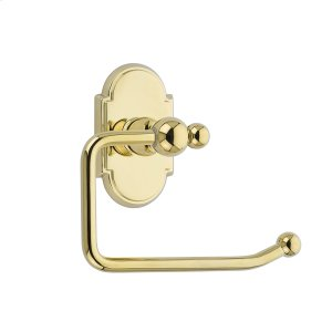 Traditional Brass Paper Holder - Bar Style Product Image