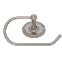 Satin Nickel Prestige Euro Paper Holder