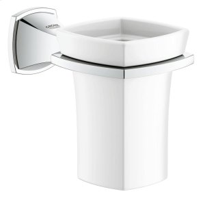 Grandera Holder with Ceramic Tumbler Product Image