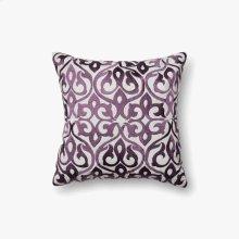 P0004 Grey / Plum Pillow