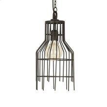 Medium Brynn Modern Industrial Pendant