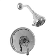 Pressure Balance Shower Set with Charlotte Elite Handle