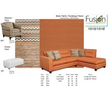 1515 - LAF SECTIONAL - Fandango Flame