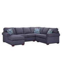 2655 LF 1 Arm Chaise, 2649 Armless Loveseat, 2647 Wedge, 2642 RF 1 Arm LS