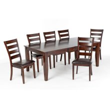Kona Butterfly Leaf Dining Table