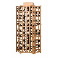 Apex 6' Curved Corner Modular Wine Rack - OVERSTOCK