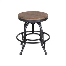 24 Inch Adjustable Barstool