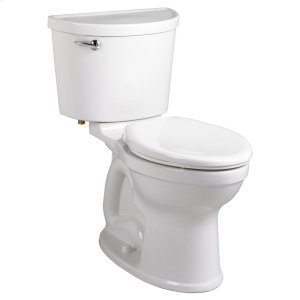 Champion Pro Right Height Elongated Toilet with Aquaguard Liner Product Image