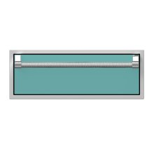 "30"" Hestan Outdoor Single Storage Drawer - AGSR Series - Bora-bora"