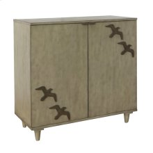 Morning Dove Cabinet