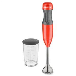 2-Speed Hand Blender - Hot Sauce