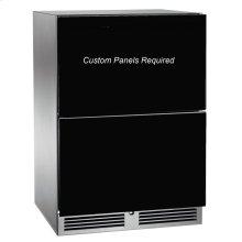 "24"" Dual-Zone Freezer/Refrigerator Drawers"