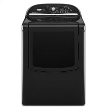 Black Whirlpool® Cabrio® Steam 7.6 cu. ft. Dryer