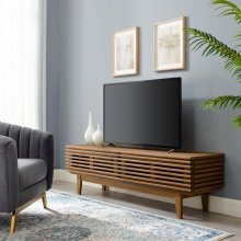"Render 60"" TV Stand in Walnut"