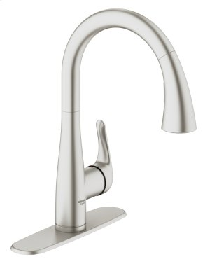 Elberon Single-Handle Kitchen Faucet Product Image