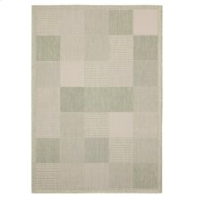 Augusta Collection Green Rugs