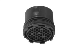 Aerator - reduces water flow from 2.2 to 1.5gpm Product Image