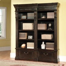 Palazzo 2 piece Museum Bookcase Set (9030 and 9031)