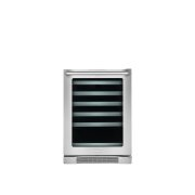 24'' Under-Counter Wine Cooler with Right-Door Swing Product Image