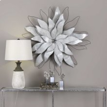 Picking Petals Metal Wall Decor