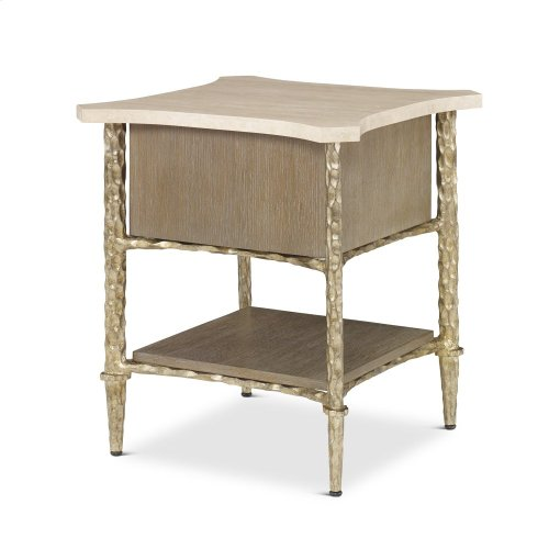 Chiseled Tier Table