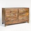 Everette Six Drawer Dresser