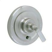 Stone Mountain - Pressure Balance Mixing with Diverter Trim - Polished Chrome