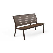 "Bazza Bench 56"" Stacking Armless Bench"