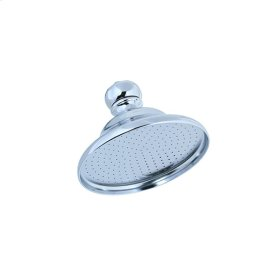Sprinkling Can Showerhead, only flange - Polished Chrome