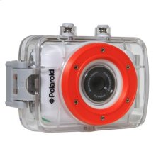 Polaroid XS7 HD 720p 5MP Waterproof Sports Action Camera with LCD Touch Screen, Mounting Kit Included