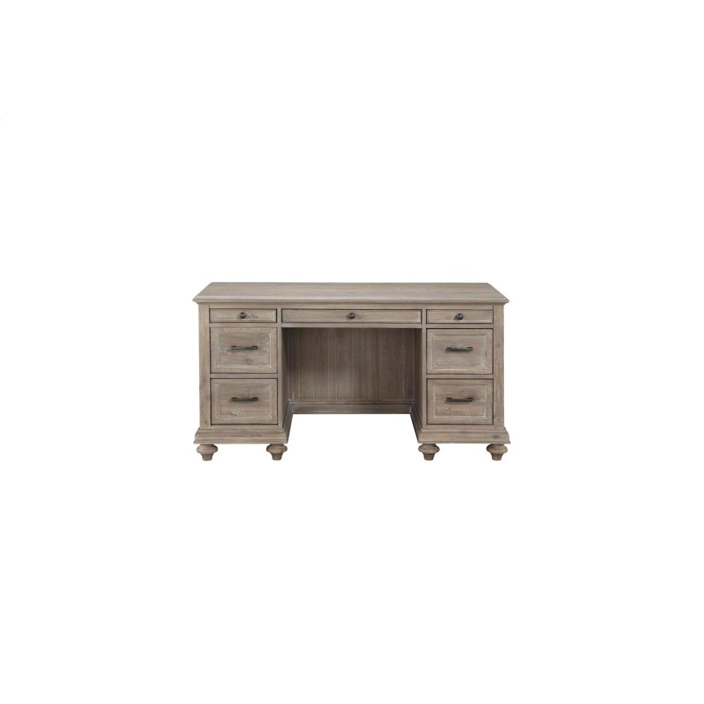 Executive Desk, Brown