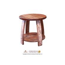 End Table w/1 Shelf