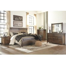 Lakeleigh - Brown 5 Piece Bedroom Set
